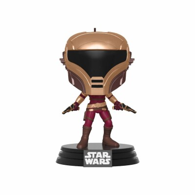 Star Wars Episode IX POP! PVC-Sammelfigur - Zorii Bliss