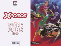 X-Force 1 (Vol. 6) Young Guns Variant (Russell Dauterman)