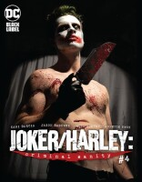 Joker Harley Criminal Sanity 4 (of 9)