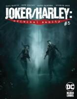 Joker Harley Criminal Sanity 5 (of 9)
