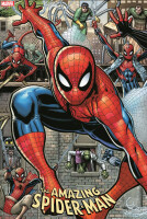 Amazing Spider-Man 32 (Vol. 5) 8 Part Connecting Variant...