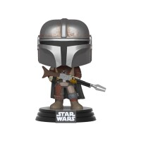 Star Wars Mandalorian POP! PVC-Sammelfigur - The...