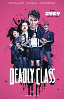 Deadly Class Tradepaperback Vol 1 Media Tie-In Edition