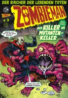 Zombieman 3 Der Rächer der lebenden Toten (Kurio,...