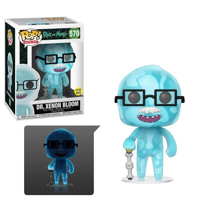 Rick and Morty POP! PVC-Sammelfigur Dr. Xenon Bloom (570)