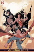 Justice League 29 (Vol. 4) Variant (Terry Dodson) Year of...