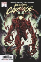 Absolute Carnage 1 (of 5) 4th Printing