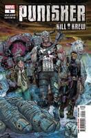 Punisher Kill Krew 5 (of 5)