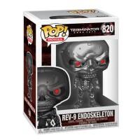 Terminator Dark Fate POP! Movies PVC-Sammelfigur - REV-9...