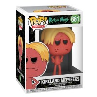 Rick and Morty POP! PVC-Sammelfigur Kirkland Meeseeks (661)