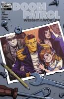 Doom Patrol Weight of the Worlds 5
