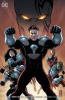 Green Lantern Blackstars 1 (of 3) Variant (Darick Robertson)