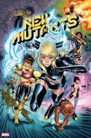New Mutants 1 (Vol. 4) Young Guns Variant (Javi Garron)