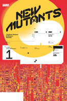 New Mutants 1 (Vol. 4) 1:10 Variant (Tom Muller)