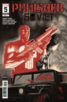 Punisher Soviet 5 (of 6)
