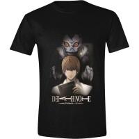 Death Note T-Shirt - Ryuk & Light (schwarz)