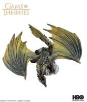 Game of Thrones Actionfigur: Rhaegal 23 cm