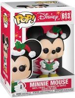 Disney POP! PVC-Sammelfigur - Minnie Mouse Holiday...
