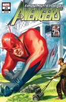 Avengers 26 (Vol. 8) Marvels 25th Anniversary (Alex Ross)