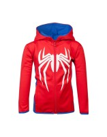 Spider-Man Sweatshirt mit Kapuze Kids Tech Hoodie...