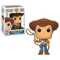 Toy Story 4 Disney POP! PVC-Sammelfigur - Sheriff Woody...