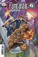 Fantastic Four 2099 1 Variant (Ron Lim)