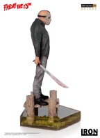 Friday the 13th Resin-Statue - Jason Voorhees Deluxe...