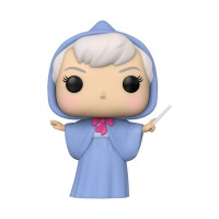 Cinderella POP! PVC-Sammelfiguren - Fairy Godmother (739)