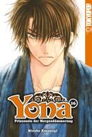 Yona - Prinzessin der Morgendämmerung 16 (Kusanagi,...