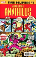 True Believers: Annihilation Annihilus
