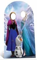 Eiskönigin (Frozen) Pappaufsteller (Stand Up) - Anna...