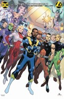 Legion Of Super Heroes 2 (Vol. 8) Card Stock Variant Edition