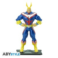 My Hero Academia PVC-Statue: All Might Metal Foil Version...