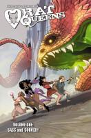 Rat Queens Tradepaperback Vol 1 Sass & Sorcery