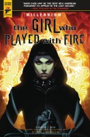 Millennium Girl Who Played With Fire Tradepaperback