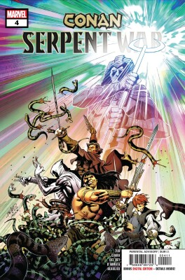 Conan Serpent War 4 (Of 4)
