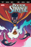 Doctor Strange The End #1 Andrade Variant
