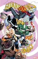 Guardians Of The Galaxy 1 (Vol. 6) Larraz Party Variant