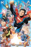 Legion Of Super Heroes 3 (Vol. 8) Card Stock Variant Edition