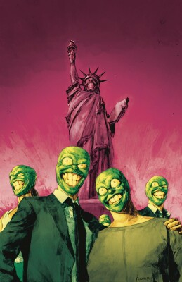 Mask I Pledge Allegiance To The Mask 4 (Of 4) Cover A Reynolds