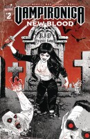 Vampironica New Blood 2 Cover B Hutchison