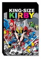 King-Size Jack Kirby Slipcase Hardcover