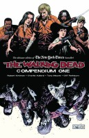 Walking Dead Compendium Tradepaperback Vol 1 (New Ptg)