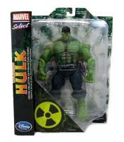 Marvel Select Actionfigur: Unleashed Hulk (Disney Store...