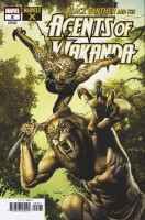 Black Panther And Agents Of Wakanda 5 (Vol. 1) Suayan...