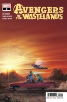 Avengers Of The Wastelands 2 (Of 5)