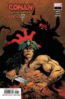 Conan Battle For Serpent Crown 1 (Of 5)
