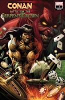 Conan Battle For Serpent Crown 1 (Of 5) Luke Ross Variant