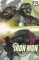 Iron Man 2020 2 (Of 6) (Vol. 2) Bianchi Connecting Variant