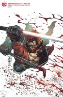 Red Hood Outlaw 43 Philip Tan Variant